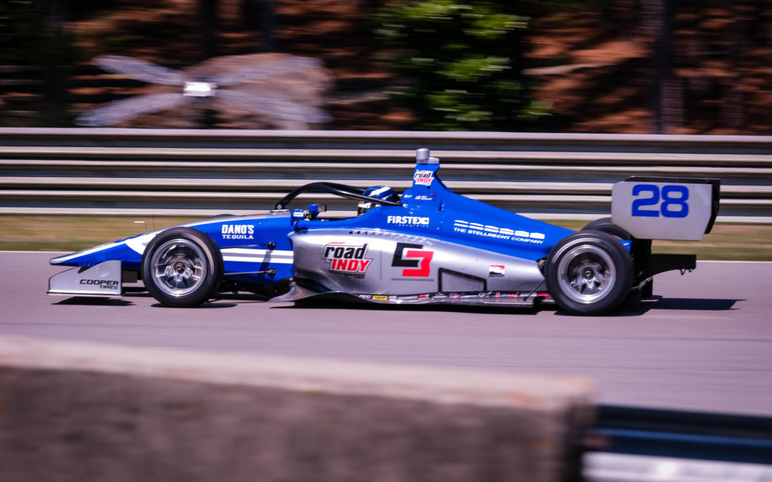 The Race adds Indy Lights live streaming to its packed YouTube line-up