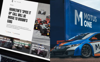 The Race Media Ltd teams up with Motus One to expand partner offering